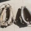 Vanad hobuserakmed deko