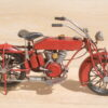 Plekist indian mootorratas