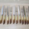 Solingen noad + kahvlid
