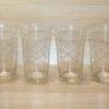 Tarbeklaas või Lorup klaas vaas 4tk