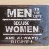 Plekist silt 33*25 cm naistel õigus