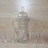 Tarbeklaas kann + klaasid 1950-nendad